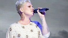 Pink Slams Critics Calling Out Her Weight Gain: 'I Feel Beautiful'  Love P!nk for telling it like it is!