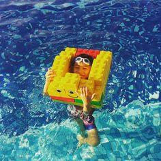 #swimming#legolandhotel#johorbahru#swimmingpool#lego#havinggoodtime#holiday