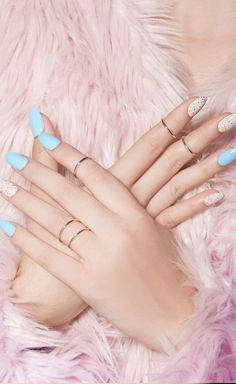 What type of nail art best matches your inner self?