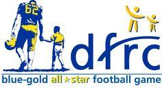 DFRC Blue-Gold....only in Delaware <3