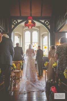 Ceremony in The Clubroom
