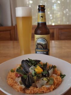 Recipe of the Month: Mussels and Chainbreaker White IPA « Brewed For Thought