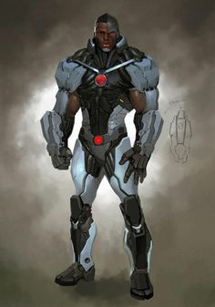 Injustice- Gods Among Us Character Art and Concept Art 9
