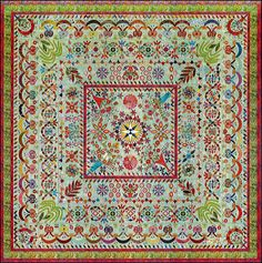 Esther's Blog: Love Entwined Quilt OMG - I have found the project of a lifetime!!!!