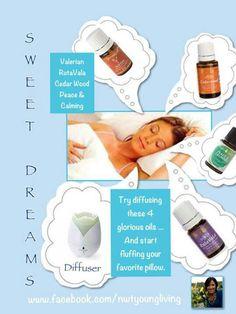 Essential oils for sleep...www.theoildropper.com