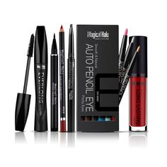Professional 6pcs/set Eye Makeup Set Eyeliner Eye Shadow Pen Mascara Lipliner Lipgloss Eyebrow Enhancer Make up Tool //Price: $19.78 //     Visit our store ww.antiaging.soso2016.com today to stay looking FABULOUS!!! Cheers!!    Message me for details!   #skincare #skin #beauty #beautyproducts #aginggracefully #antiaging #antiagingproducts #wrinklewarrior #wrinkles #aging #skincareregimens #skincareproducts #botox #botoxinjections #alternativetobotox  #lifechangingskincare…