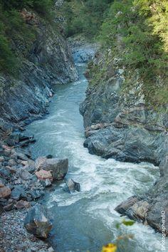River Belaya, Adygea.