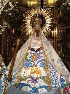 Ntra. Sra. del Prado, patrona de Talavera de la Reina