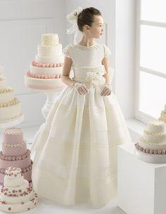 Exquisite Aline Jewel Short Sleeve Hand Made Flowers Floorlength Organza First Communion Dresses
