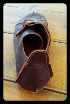 Hand Made Leather Shoes for Woman & Man FOLD by UrbanBarefoot