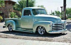 Chevy pickup