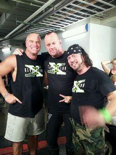 Photo of Billy Gunn,Undertaker,Xpac for fans of WWE 31584255 Watch Wrestling, Wrestling Wwe, Der Undertaker, Degeneration X, Vince Mcmahon, Shawn Michaels, Wwe Tna, Thing 1, Wwe News