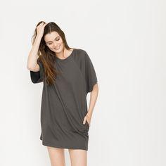 Lunya Women's Sleepwear Pima Sleep Dress- Lunya