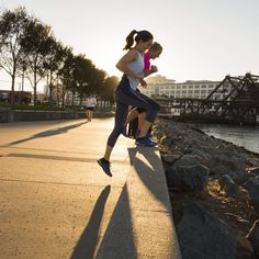 Free Group Workouts in San Francisco You'll Actually Want to Attend || pinterest + insta: @kylenehashimoto