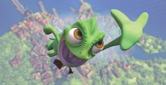 SUPER PASCAL!!!!! from Tangled Ever After