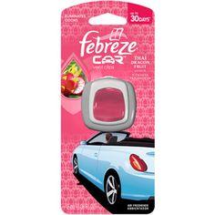 Febreze Car Vents Clips Thai Dragon Fruit Air Freshener (2mL)