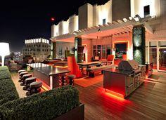 nice rooftop