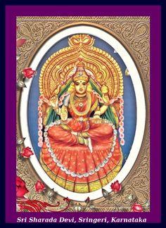 Vidhyaa Mudhraakshamaalaa, Saaradhaa Devi Thuthi to attain Knowledge Tamil - English, வித்யா முத்ராக்ஷமாலா மங்களம் ஞானம் பெற சாரதாதேவி பக்தி துதி
