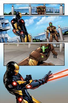 Marvel Now Iron Man 2 pg16 by GURU-eFX on deviantART