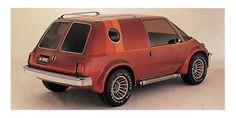 1977 AMC AM Van concept