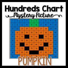 A fun fall or Halloween activity to practice place value and recognizing colors and numbers on a hundreds chart. Use the key to color in the boxes and reveal the pumpkin hidden picture!    Included are 4 versions so you can differentiate as needed!