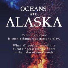 Oceans Ate Alaska- Catching Flames❤️