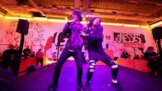 LES TWINS AT SFMOMA Birthday Bash | Shot by Sandy Lee - reaploaded!!! check it! enjoy
