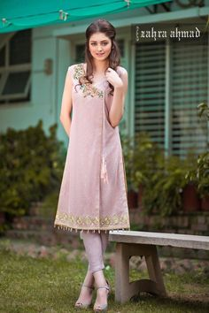 Zahra Ahmad Dresses Collection 2016 for Girls