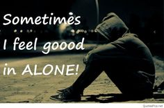 Happy Alone Quotes With Pictures