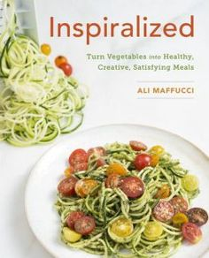On her wildly popular blog, Inspiralized, Ali Maffucci is revolutionizing healthy eating. Whether you're low-carb, gluten-free, Paleo, or raw, you don't have to give up the foods you love. Inspiralized shows you how to transform more than 20 vegetables and fruits into delicious meals