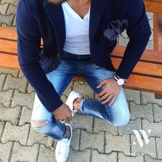 """""""Love this photo of our friend @ozanerdogan7  #menwithstreetstyle"""""""