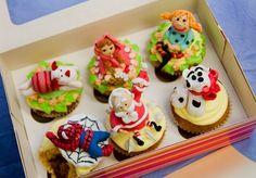 Adorable cupcakes! Cupcakes, Baking, Book, Desserts, Red, Tailgate Desserts, Cupcake Cakes, Deserts, Bakken
