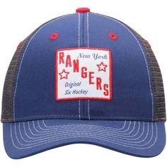 e79233e2b52 New York Rangers Zephyr Billboard Trucker Adjustable Hat – Royal Blue Gray   21.95 Nhl News