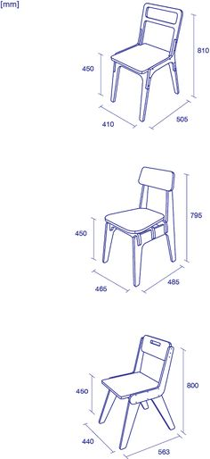 pachek — chair dimensions