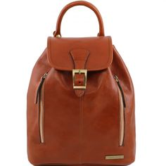 Jakarta - Leren rugtas - TL141341 - Tuscany Leather