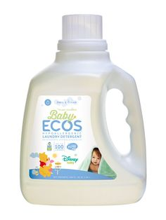 Earth Friendly Products Baby Ecos Laundry Detergent, Lavender and Chamomile, 100 for sale online Emergency Preparedness Items, Baby Laundry Detergent, Shower Cleaner, Earth, Oc, Free, Sensitive Skin, Disney, Lavender