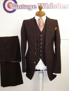 great vest (love the tie too)