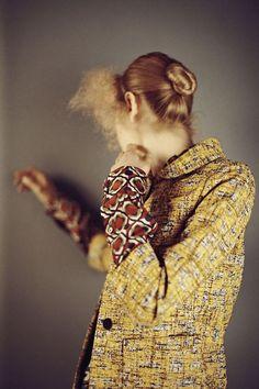 PLEASE - une mode aux coleurs d'automne - Alan Chies photography