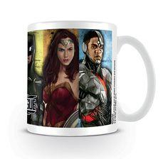 Justice League Tasse