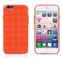 colorful TPU texture  Mobile Phone Holder For Apple iPhone6 iphone 6 Shell Back Cover Phone Case