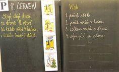 43. týden Art Quotes, Chalkboard Quotes, School