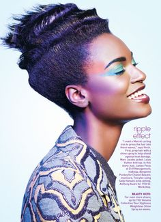Kelly Moreira by Jason Kibbler for Teen Vogue November 2012 4