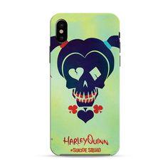 Suicide Squad Harley Quinn Pop Art iPhone XR 3D Case - Matte