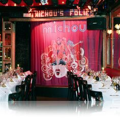 Cabaret Michou - Le Cabaret Paris