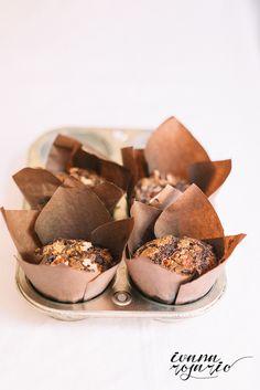 Muffins · Magdalenas de café y chocolate