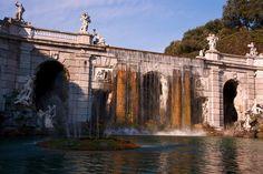 Caserta Fountain   Caserta, Italy