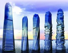 Dubai Rotating Building
