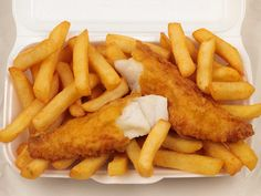 Is This The End Of Fish And Chips? Warming Seas Could Spell End Of British Classic