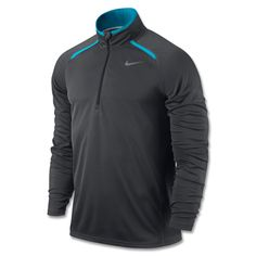 Nike Half-Zip Men's Tennis Jacket really want Nike Half Zip, Tennis Warehouse, Nike Store, Longsleeve, Daily Look, Things To Buy, Mens Suits, Casual Outfits, Casual Clothes