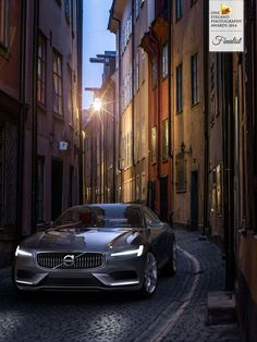 Photographer Stefan Isaksson - Volvo Concept Coupé - ADVERTISING - Automotive - Finalist - ONE EYELAND PHOTOGRAPHY AWARDS 2014